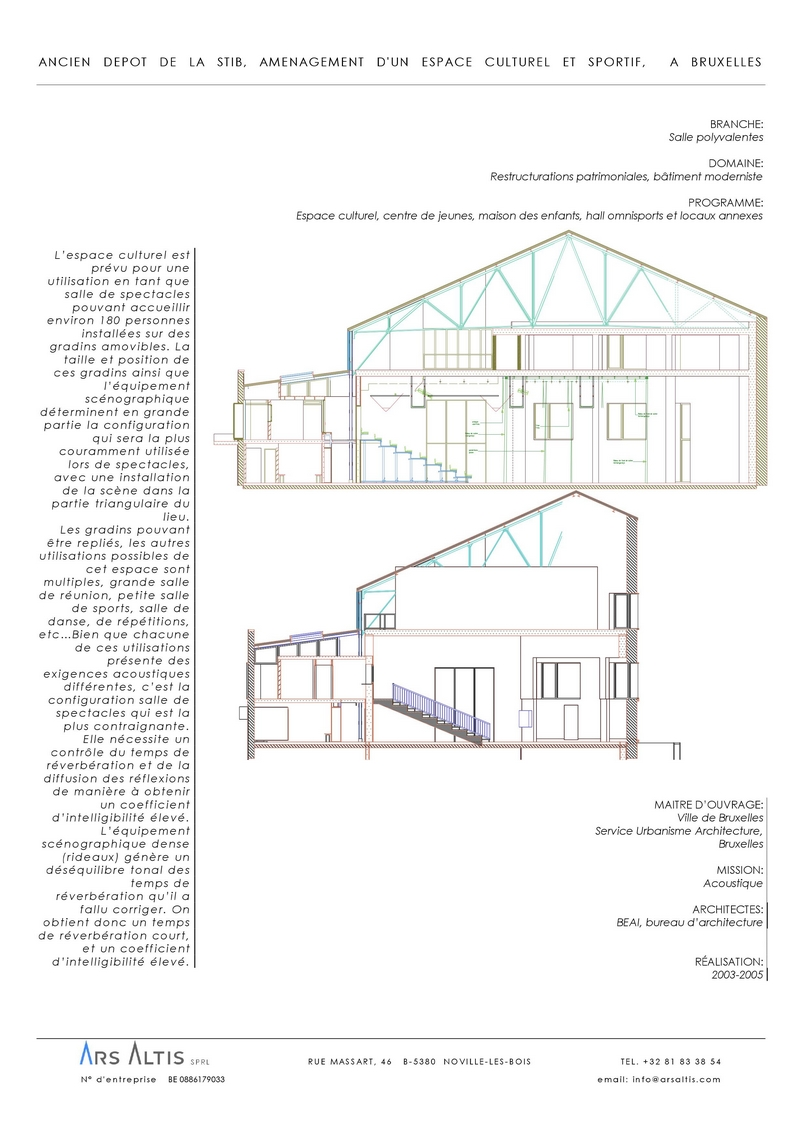 Programme plan maison le domaine de sophie asnieres sur for Programme plan de maison